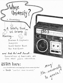 Whose University?
